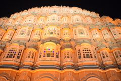 Hawa Mahal, Jaipur, Ràjasthàn, Inde photo stock
