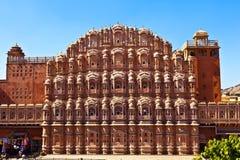 Hawa Mahal in Jaipur, Rajasthan, Royalty Free Stock Image