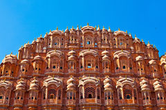 Hawa Mahal in Jaipur, Rajasthan, Stock Photos