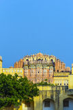Hawa Mahal in late afternoon light Royalty Free Stock Image