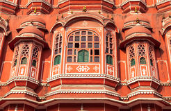 Hawa Mahal pałac, Jaipur, Rajasthan, India Fotografia Stock