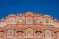 Hawa Mahal - palácio dos ventos Imagens de Stock Royalty Free