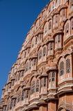 Hawa Mahal - palácio dos ventos Imagem de Stock Royalty Free