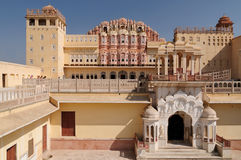 Hawa Mahal Palace Royalty Free Stock Photos