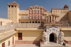 Hawa Mahal Palace royalty free stock photos