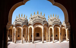 Hawa Mahal palace Royalty Free Stock Image