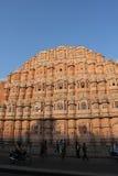 Hawa Mahal palace, India Stock Photography