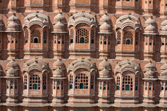 Hawa Mahal is a palace in Jaipur, India Stock Image