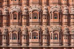 Hawa Mahal is a palace in Jaipur, India Royalty Free Stock Photos