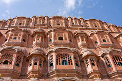 Hawa Mahal is a palace in Jaipur, India Stock Photos