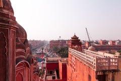 Hawa Mahal Palace, Jaipur, Rajasthan, India Stock Images
