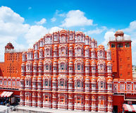 Hawa Mahal palace, Jaipur, Rajasthan, India Royalty Free Stock Photography