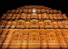 Hawa Mahal palace, Jaipur Stock Photos