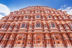 Hawa Mahal palace, Jaipur Stock Image