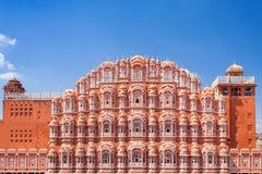 Hawa Mahal palace, Jaipur Royalty Free Stock Photography