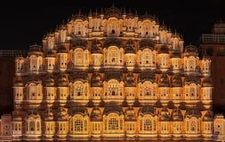 Hawa Mahal palace, Jaipur Stock Images