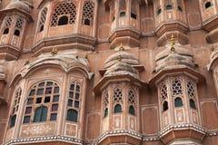 Hawa Mahal palace Palace of the Winds in Jaipur, Rajasthan Royalty Free Stock Image