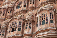 Hawa Mahal palace Palace of the Winds in Jaipur, Rajasthan Royalty Free Stock Photography