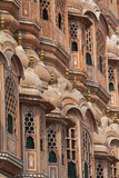 Hawa Mahal palace Palace of the Winds in Jaipur, Rajasthan Stock Image