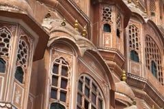 Hawa Mahal palace Palace of the Winds in Jaipur, Rajasthan Stock Photos