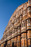 Hawa Mahal palace or Palace of the Winds in Jaipur Stock Photos