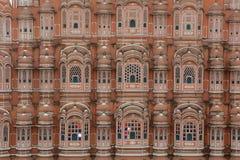 Hawa Mahal palace (Palace of the Winds) in Jaipur Royalty Free Stock Image