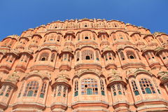 Hawa Mahal. Royalty Free Stock Image