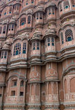Hawa Mahal,Palace of the Wind, India Stock Photography