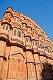 Hawa Mahal, the Palace of Winds,. Jaipur, Rajasthan, India Royalty Free Stock Photos