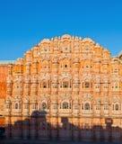 Hawa Mahal, the Palace of Winds,. Jaipur, Rajasthan, India Stock Photos