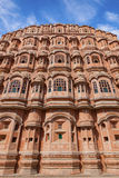 Hawa Mahal, Palace of Winds. Stock Photos