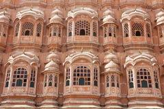 Hawa Mahal, Palace of Winds. Hawa Mahal, the Palace of Winds, Jaipur, Rajasthan, India Stock Photography