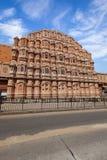 Hawa Mahal, Palace of Winds. Hawa Mahal, the Palace of Winds in Jaipur, Rajasthan, India Stock Images