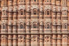 Hawa Mahal, Palace of Winds. Hawa Mahal, the Palace of Winds in Jaipur, Rajasthan, India Royalty Free Stock Photo