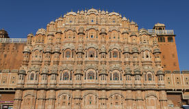 Hawa Mahal - Palace of Winds Royalty Free Stock Photos