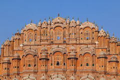 Hawa Mahal, the Palace of Winds Royalty Free Stock Photos