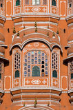 Hawa Mahal - Palace of the Winds (detail) Stock Images