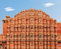 Hawa Mahal, Palace of the Winds in India Stock Image