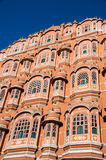 Hawa Mahal - Palace of the Winds. The Hawa Mahal in Jaipur, also know as Palace of the winds Royalty Free Stock Photography