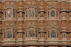 Hawa Mahal (Palace of Winds) in Jaipur Stock Photo