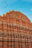Hawa Mahal, Palace of winds, Jaipur, India Royalty Free Stock Image