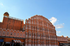 Hawa Mahal, Palace of Winds, Jaipur, India. Royalty Free Stock Image