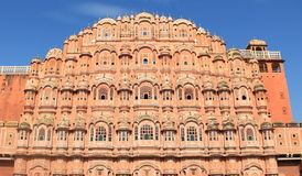 Hawa Mahal. Stock Photo