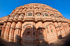 Hawa Mahal, the Palace of Winds, Stock Images