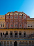 Hawa Mahal, the Palace of Winds Royalty Free Stock Photo