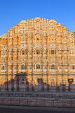 Hawa Mahal, the Palace of Winds,. Jaipur, Rajasthan, India Stock Photo