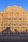 Hawa Mahal, the Palace of Winds,. Jaipur, Rajasthan, India Stock Photography