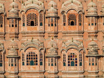 Hawa Mahal, the Palace of Winds in Jaipur, Rajasthan, India. Stock Images