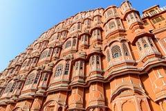 Hawa Mahal - Palace of the Winds, Jaipur, Rajasthan, India Stock Photo