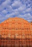Hawa Mahal - Palace of the Winds in Jaipur, Rajasthan, India. stock photos